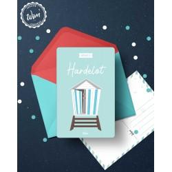 Carte postale Hardelot