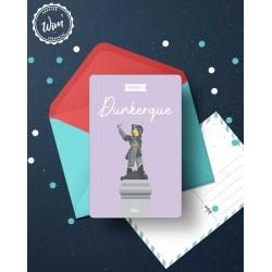 Dunkerque - Détente - Carte postale