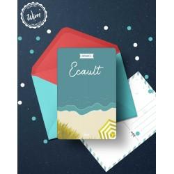 Ecault - Détente - Carte postale