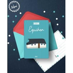 Equihen - Détente - Carte postale