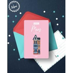 Mers-les-Bains - Détente - Carte postale
