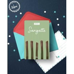 Sangatte - Carte postale