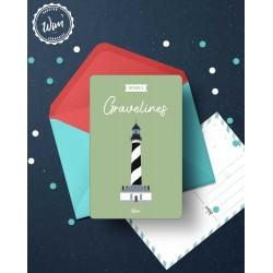Gravelines - Détente - Carte postale
