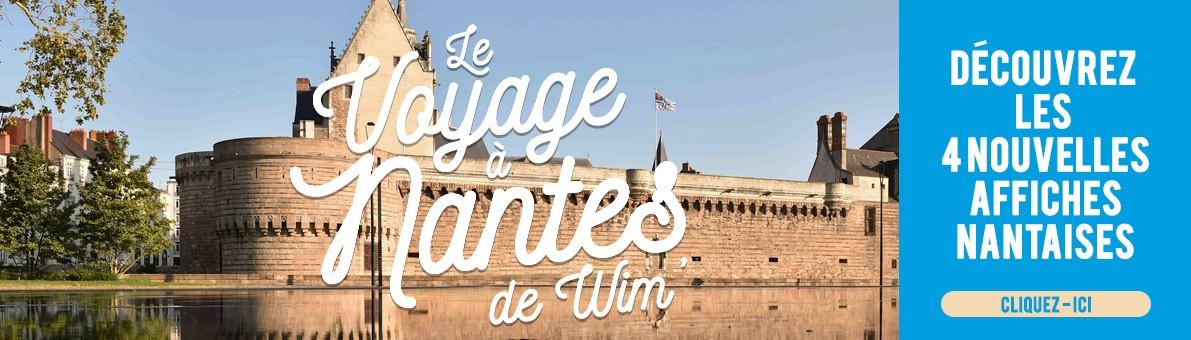 Affiches Nantes